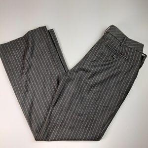 Michael Kors Career Pants Gray Wool Size 10